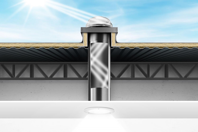 Aaa Building Components Omaha Ne Solatube Skylights