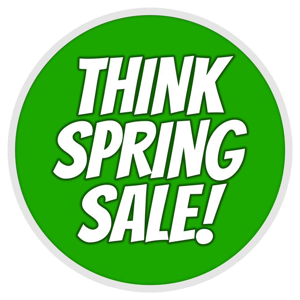 AAA Think Spring Sale