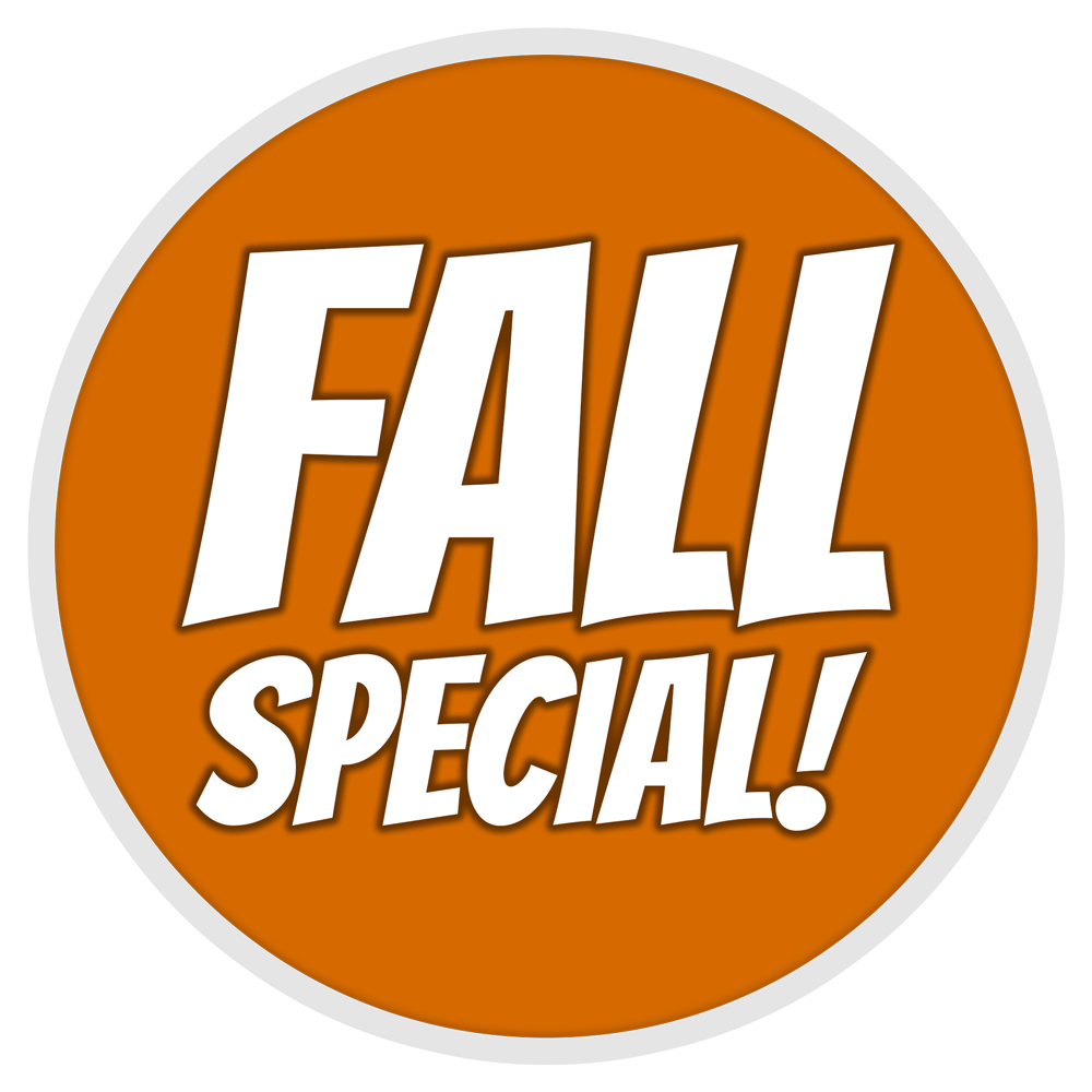 AAA Building Components Fall Special logo